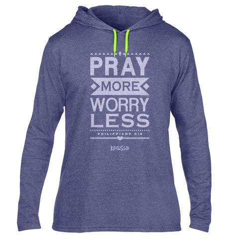 Pray More Long-Sleeve T-Shirt